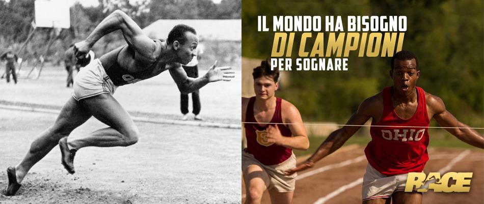 Jesse Owens Race film