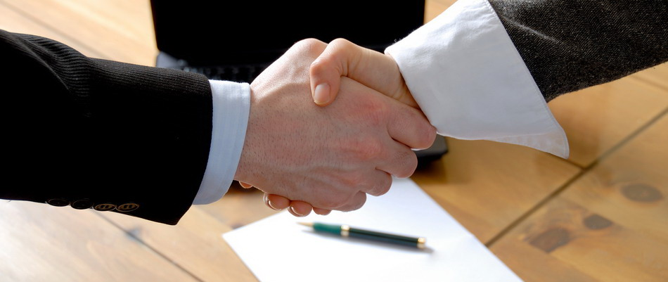 negoziazione mani